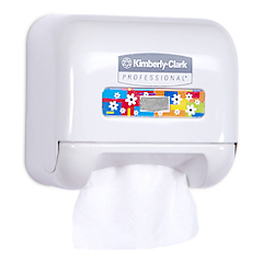 Kimberly-clark tissue dispensers